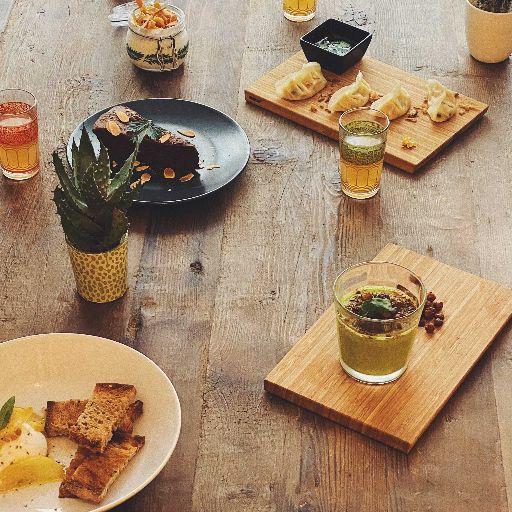 Cowa - Café et cantine aux saveurs du monde