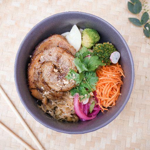BAO DAO Taiwan Food